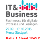 IT&Business Stuttgart Messe
